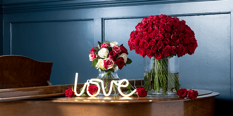 Top 10 Valentines Flowers for 2018