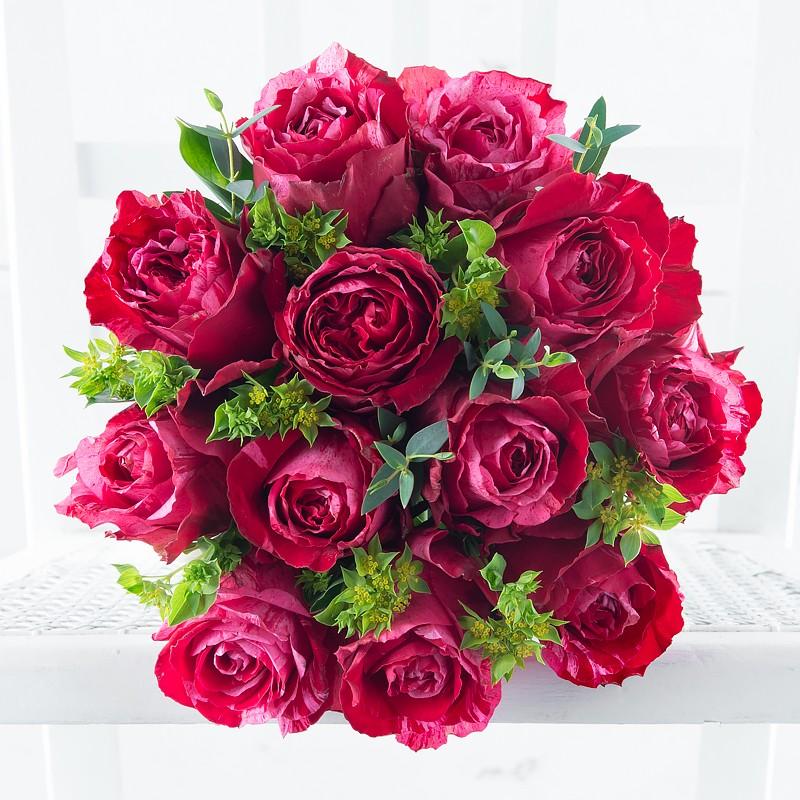 frou frou roses by Appleyard London- valentines flowers