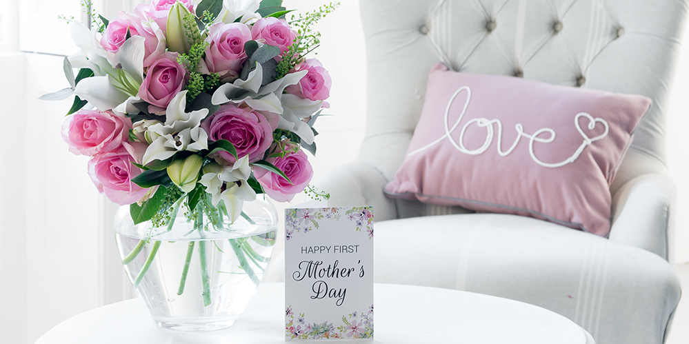 What Mother's Day Flowers To Buy For A New Mum?