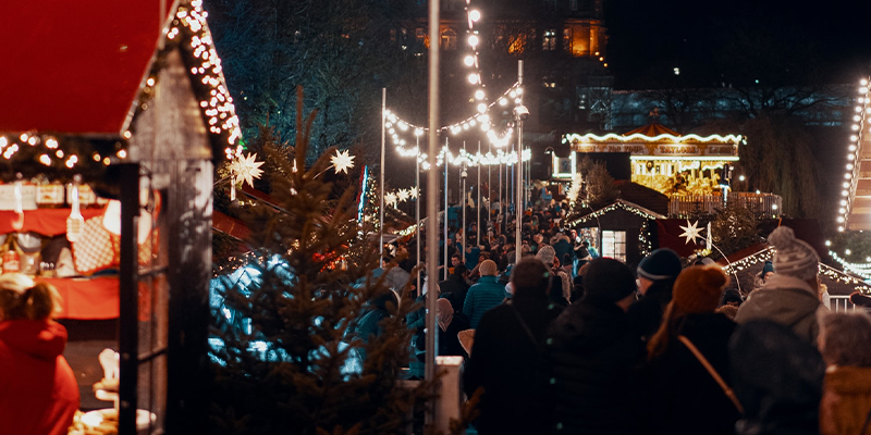 Our Top 5 Jolliest Christmas Markets in the UK 2018