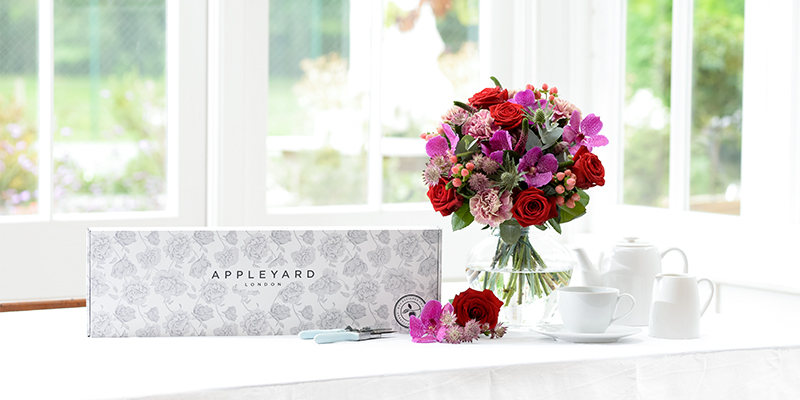 Need flowers delivered in London today? Say hello to our new same day flower delivery service