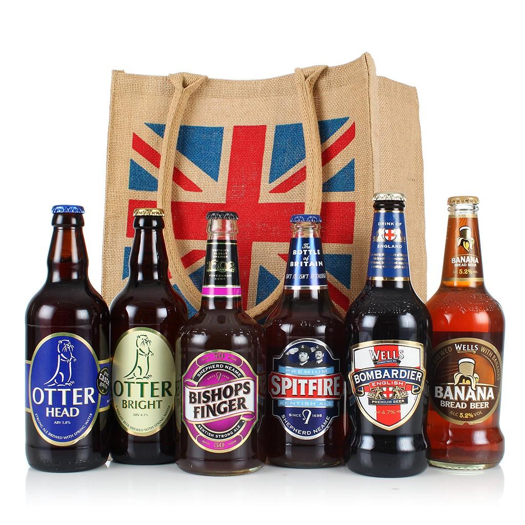 British Beers Gift Bag