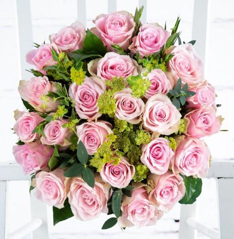 12 Sorbet Roses & War Horse Chenin Blanc