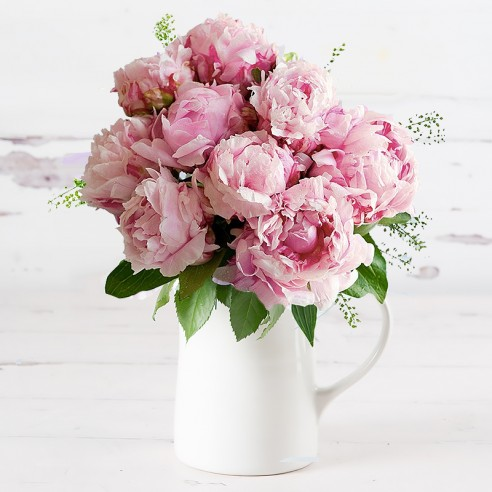 Scented Pink Peony