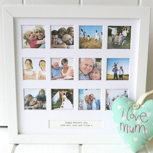 Personalised Photos & Frames