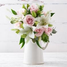 Simply Pink Rose & Ruinart Rose Box