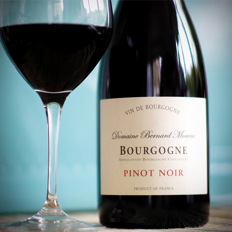 Domaine Bernard Moreau Bourgogne Pinot Noir