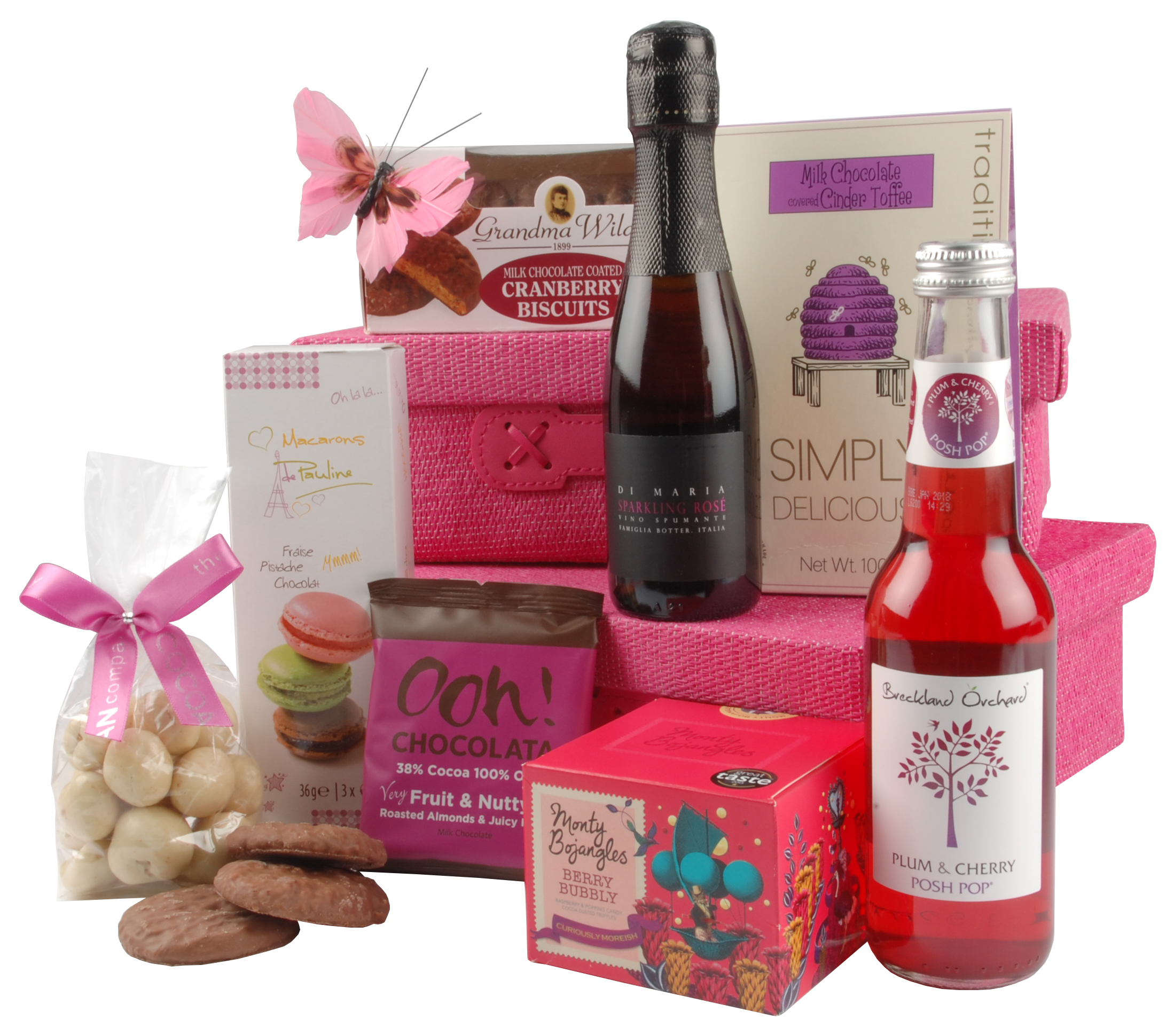 Mother's Day Basket of Goodies