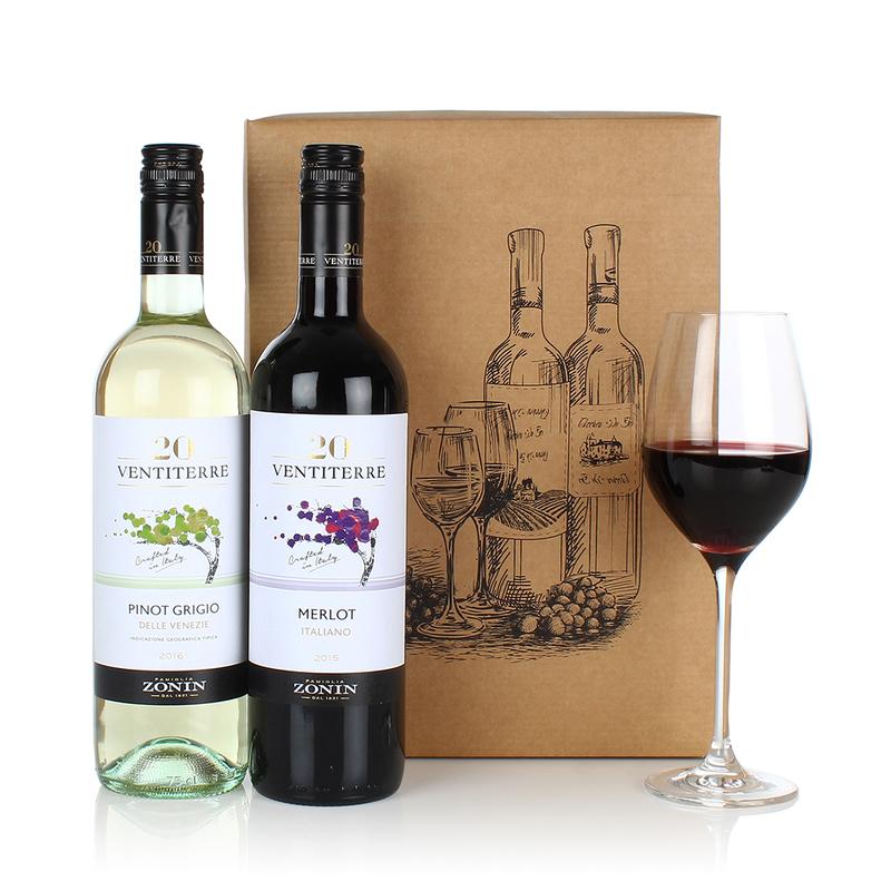 Duo of Italian Wines