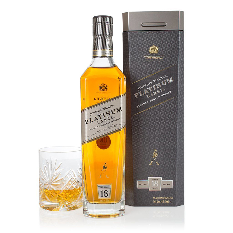 Johnnie Walker Platinum Label Whisky