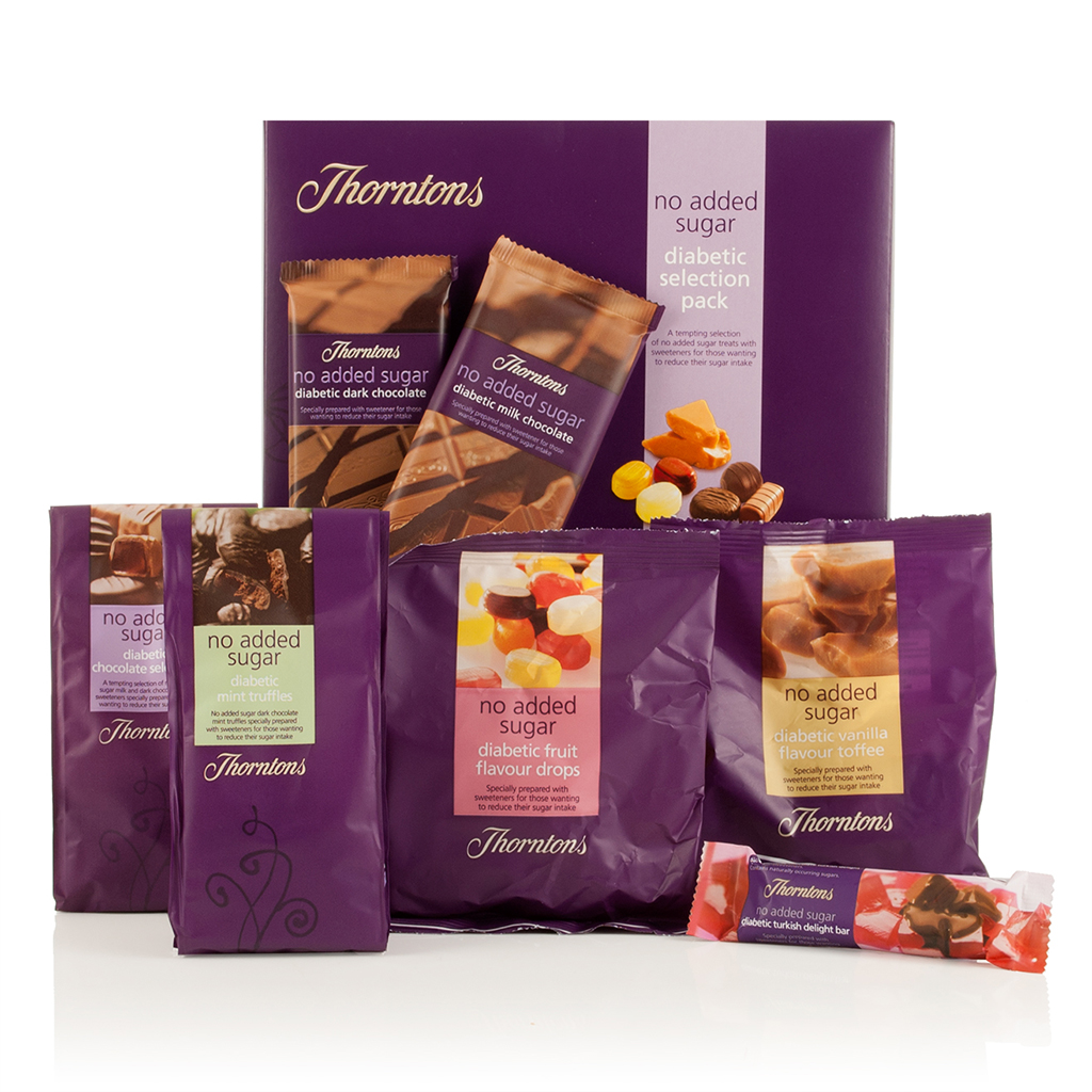 Thornton's Diabetic Selection Pack
