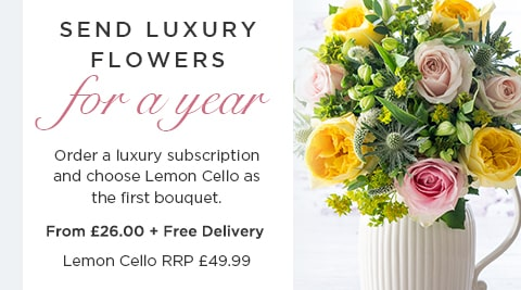 Luxury Gift Subscription