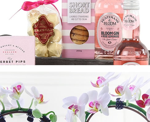 Mother's Day Hampers & Mother's Day Plants