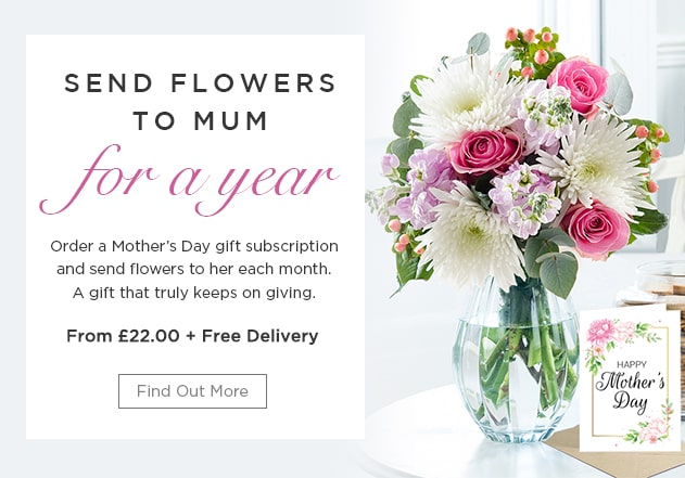 Mother's Day Gift Subscription