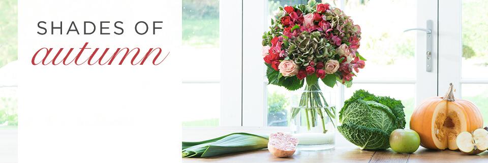 Autumn Flowers | Autumn Flower Collection | Appleyard Flowers