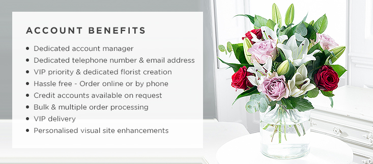 Corporate Flowers & Gifts