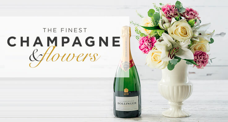 Flowers & Champagne