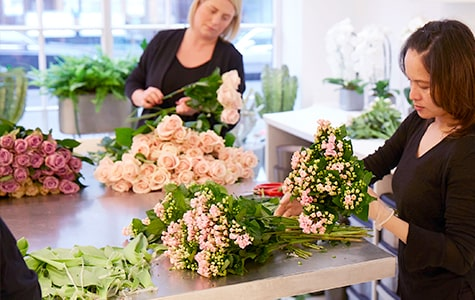 Jane Packer Flower School
