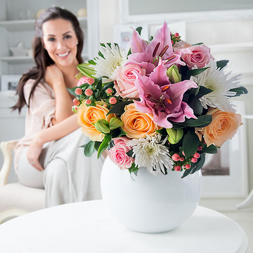 What Flowers Should I Buy For A New Mum?