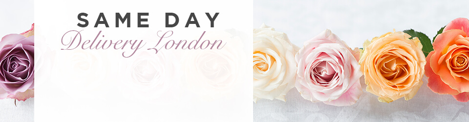 Same Day Flower Delivery London